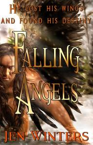 Falling Angels cover