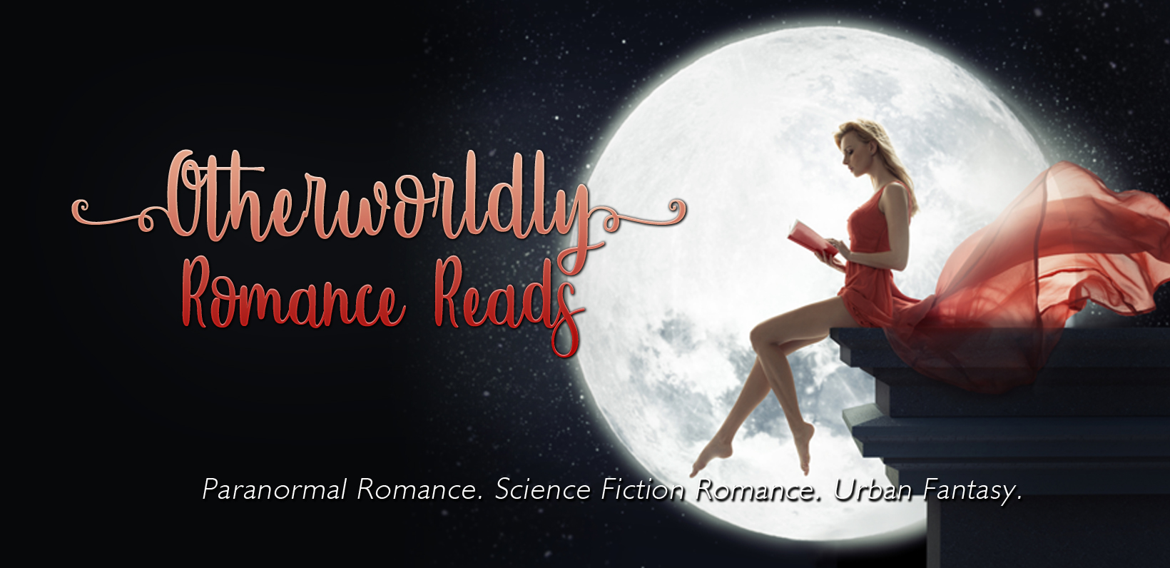 Love Paranormal Romance, SciFi Romance, or Urban Fantasy